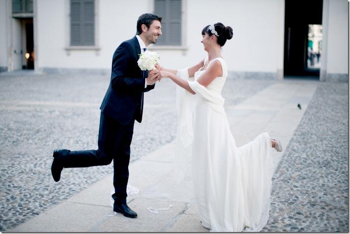 matrimonio palazzo reale milano, abiti sposa vintage, le spose di couture hayez