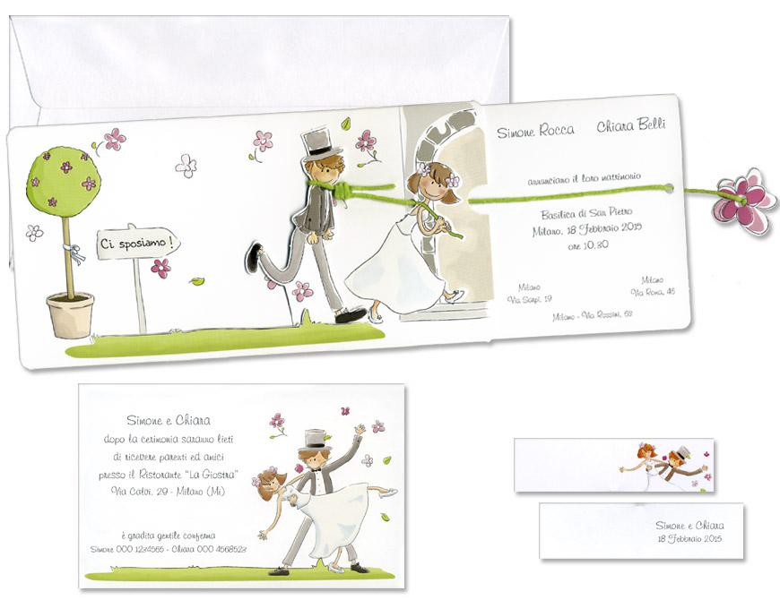 Super Partecipazioni e inviti: Regole e Bon Ton - Couture Hayez Milano KH53