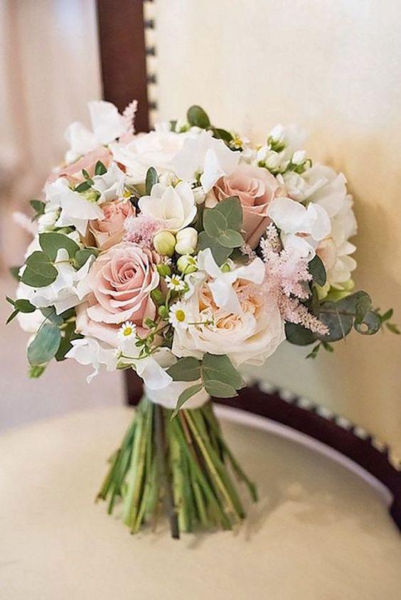 Bouquet Sposa Romantico.Bouquet Sposa Come Sceglierlo Couture Hayez Milano