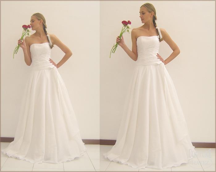Vestito Matrimonio Rustico : Una sposa country chic couture hayez milano