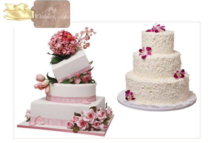 torte a piani nozze, bianca e rosa, bianca con rose,torte decorate, immagini torte nuziali,