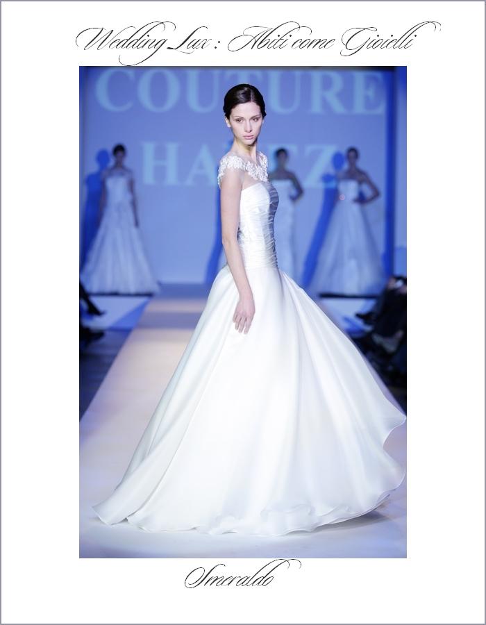 21d65a613802 Collezione Sposa Wedding Lux  Gioielli Couture - Couture Hayez Milano