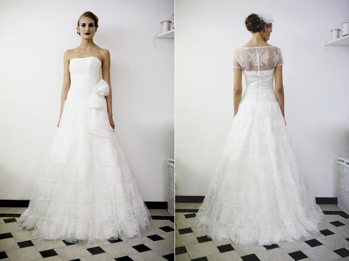 Matrimonio Country Chic Abito Sposa : Abito sposa pizzo country u modelli alla moda di abiti