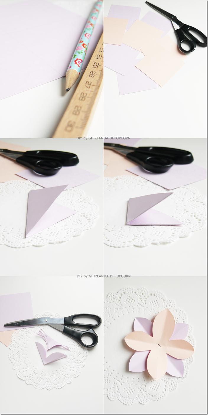 tutorial ghirlanda fiori di carta, strumenti per tutorial sposa