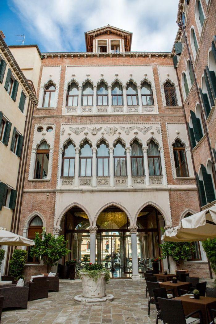 Centurion palace hotel per nozze a cinque stelle in laguna for Hotel a venezia 5 stelle