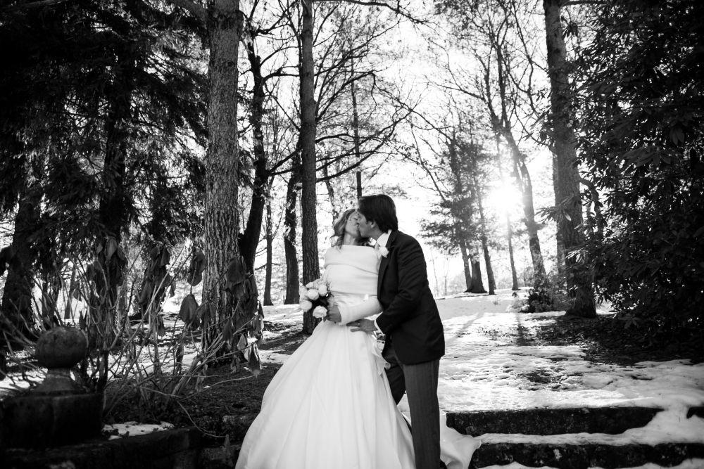 Matrimonio In Dicembre : Un matrimonio nel cuore dell inverno couture hayez milano
