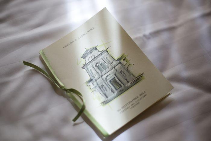 libretto-messa-aquarello-carta avorio-verde-matrimonio-foto-altreluci-fotografia-blog-sposa