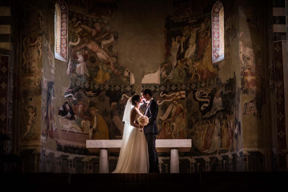 couture hayez, le spose, foto molto belle matrimonio, foto in chiesa sposa,