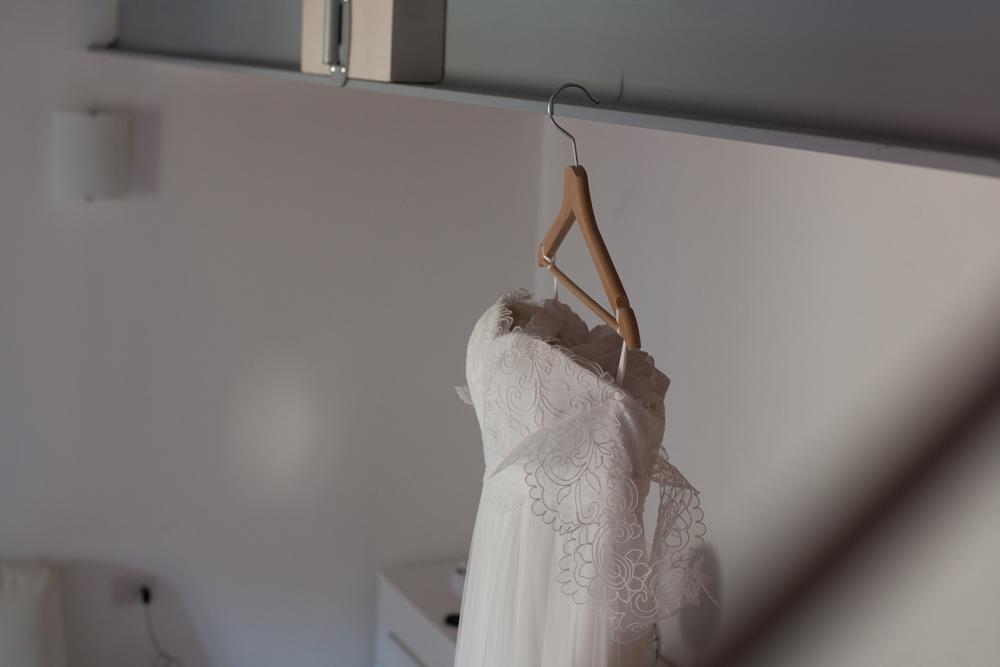 dettaglio abito pizzo couture hayez, abito sposa stile impero, abito sposa leggero, abiti sposa leggeri