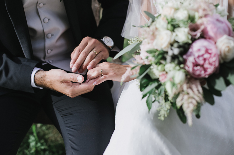 scambio delle fedi, real wedding, matrimonio Vigevano,