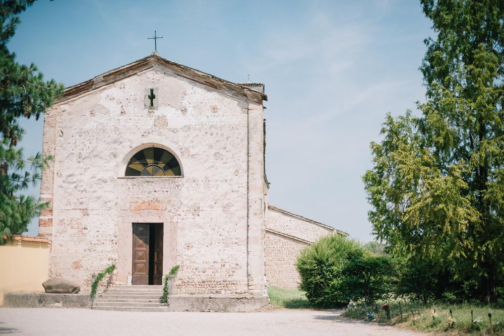 chiesetta romantica, Medole, location green