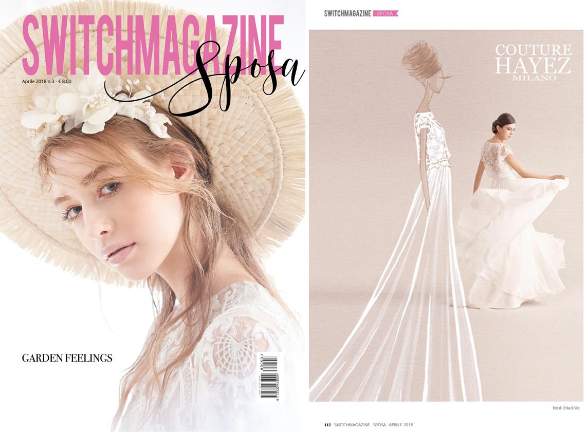 couture hayez on switch magazine