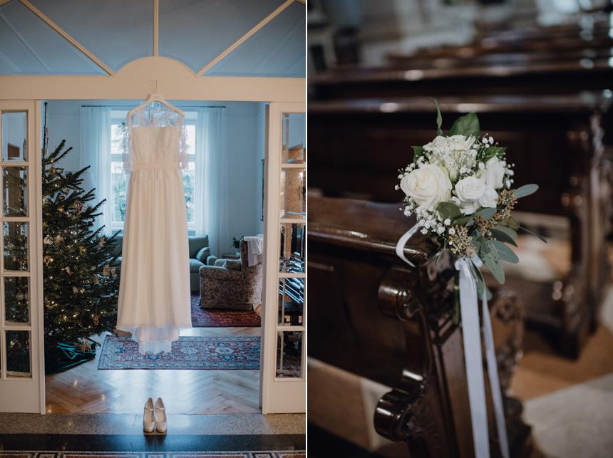 Matrimonio In Dicembre : Giulia e adriano un romantico matrimonio natalizio a dicembre