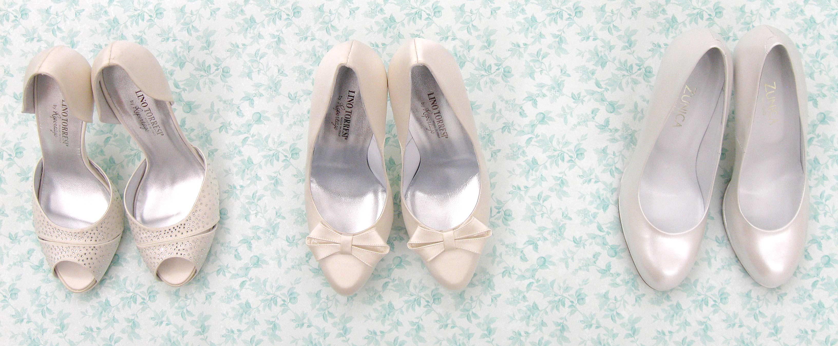 Calzature Sposa: come gioielli! Couture Hayez Milano