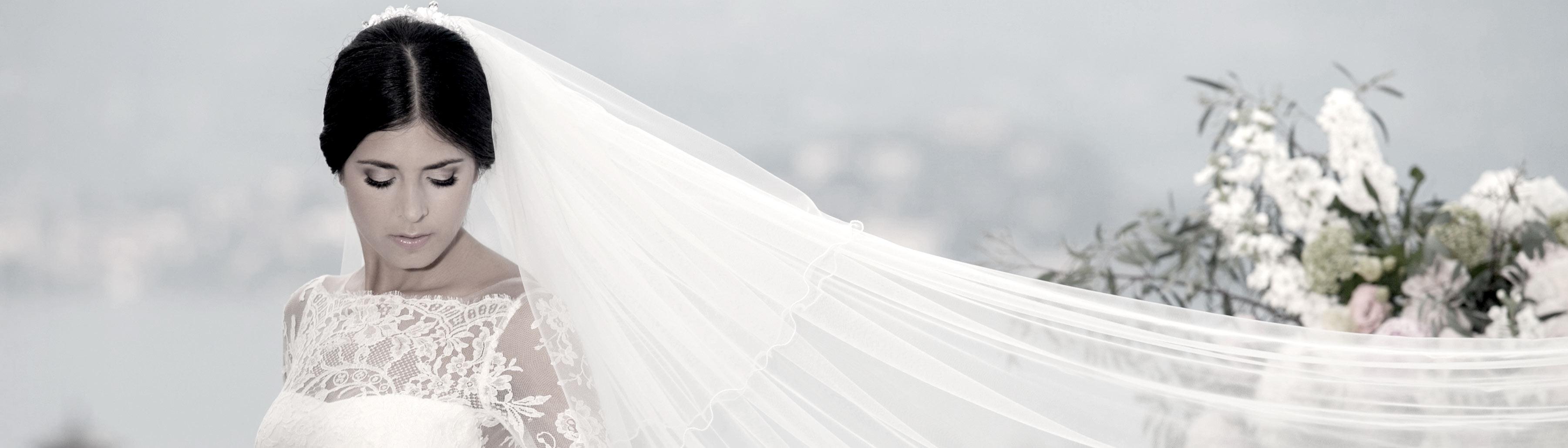 Il velo da sposa   Epoche e Tradizioni - Couture Hayez Milano 624f3e3fe065