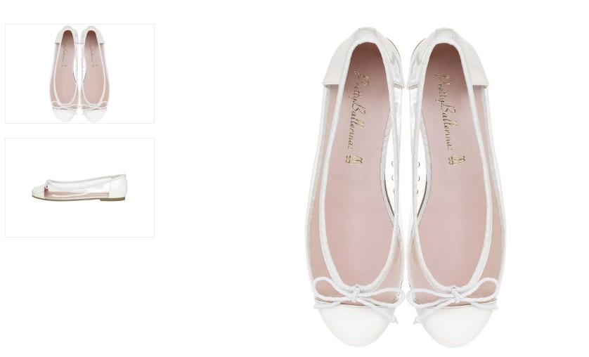 Calzature Sposa: Ballerine? Si grazie!! Couture Hayez Milano