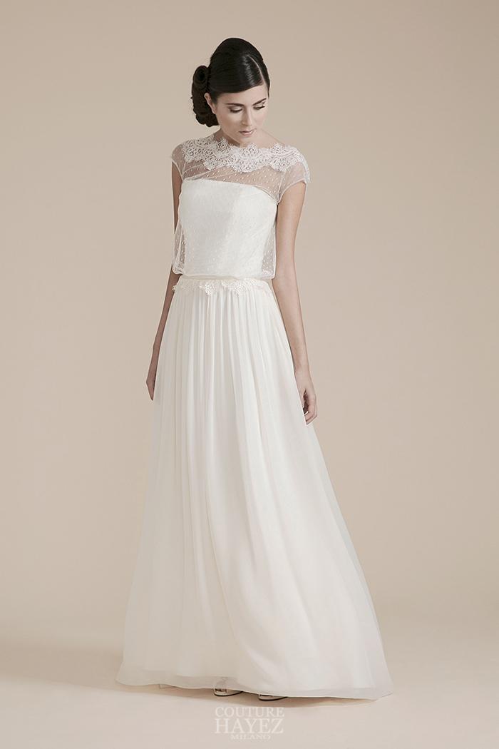 alta moda sposa milano, abiti sposa georgette, abiti sposa in seta