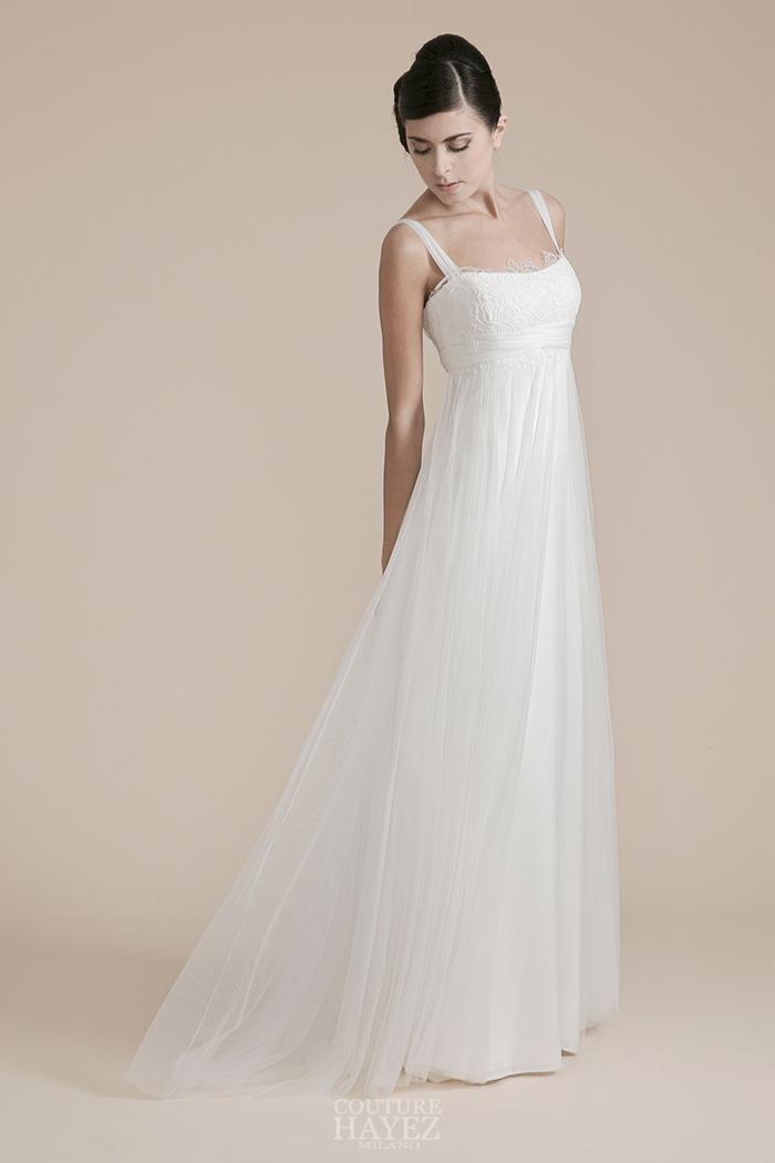 abito sposa soave, abito sposa impalpabile, sposa eterea