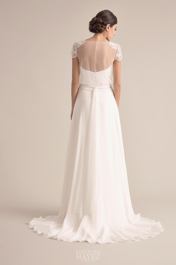 abito sposa spalle coperte, abito sposa coprispalle, abiti sposa seta