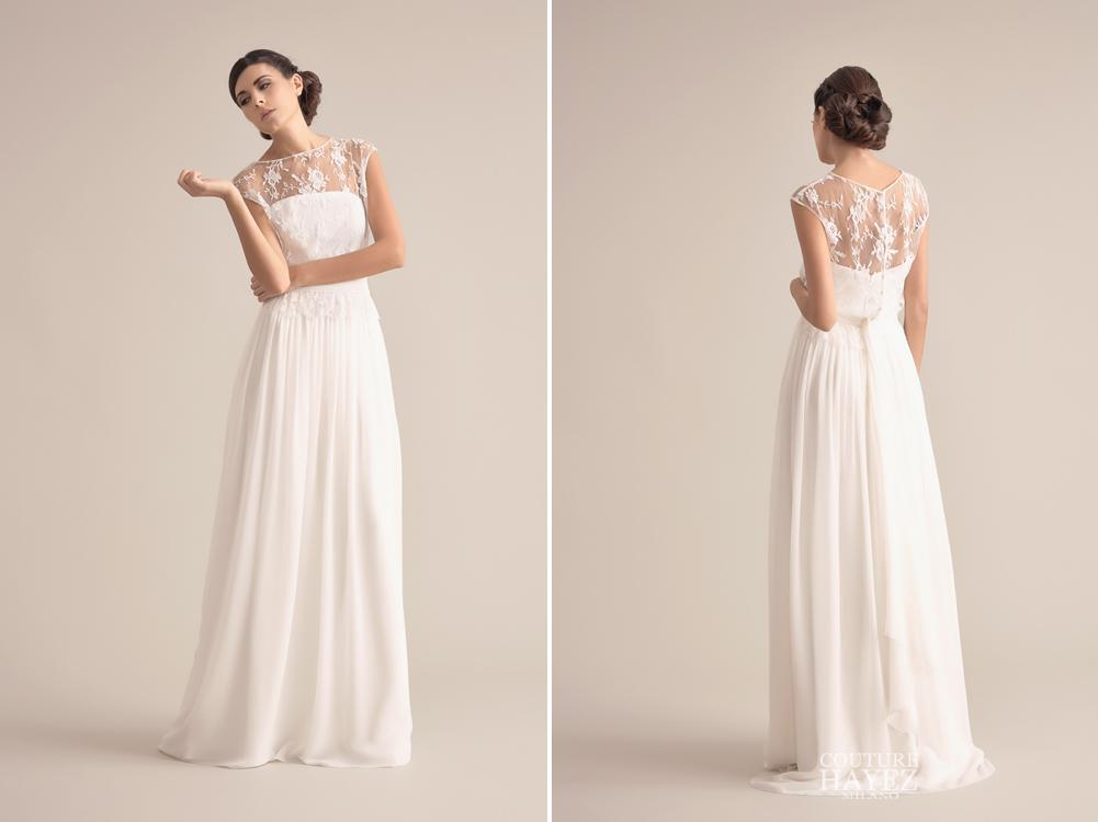 abito sposa autunno,2020, abiti nuziali invernali, abito da sposa semplice, couture hayez