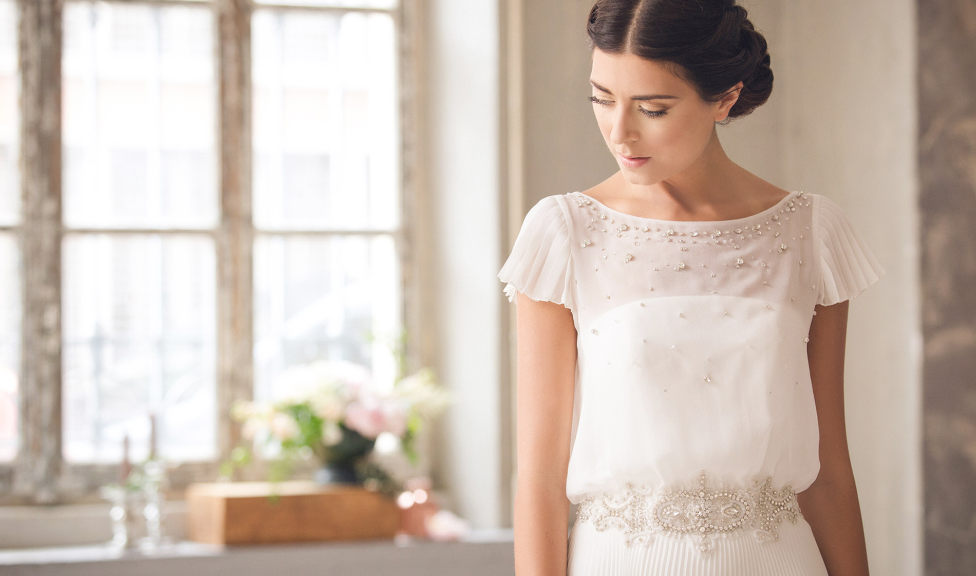 abiti da sposa sera, abiti da sposa eleganti, abiti da sposa per rito civile, abito da sposa couture