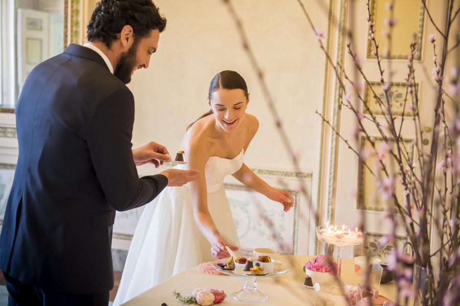 Ora del t sala degli uccelli sposi reggia monza 027 for Sala degli sposi