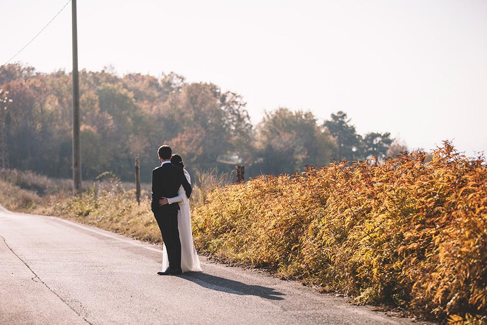 album foto sposi, foto sposi, matrimonio invernale