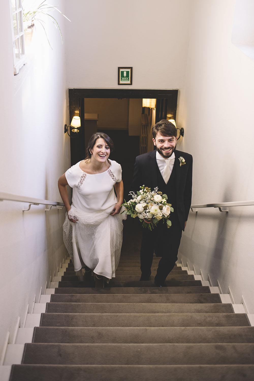 arrivo sposi location, abito sposa semplice couture hayez, sposa novembre