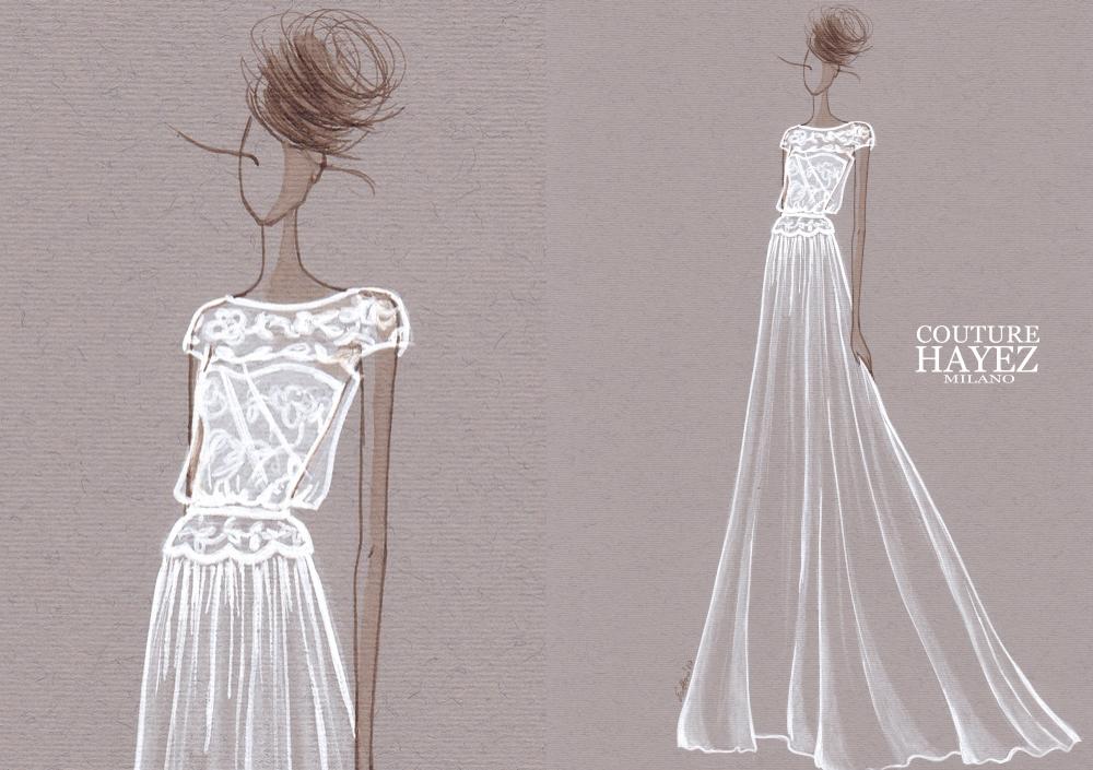 sposa,meda in italy, abito sposa semplice, couture