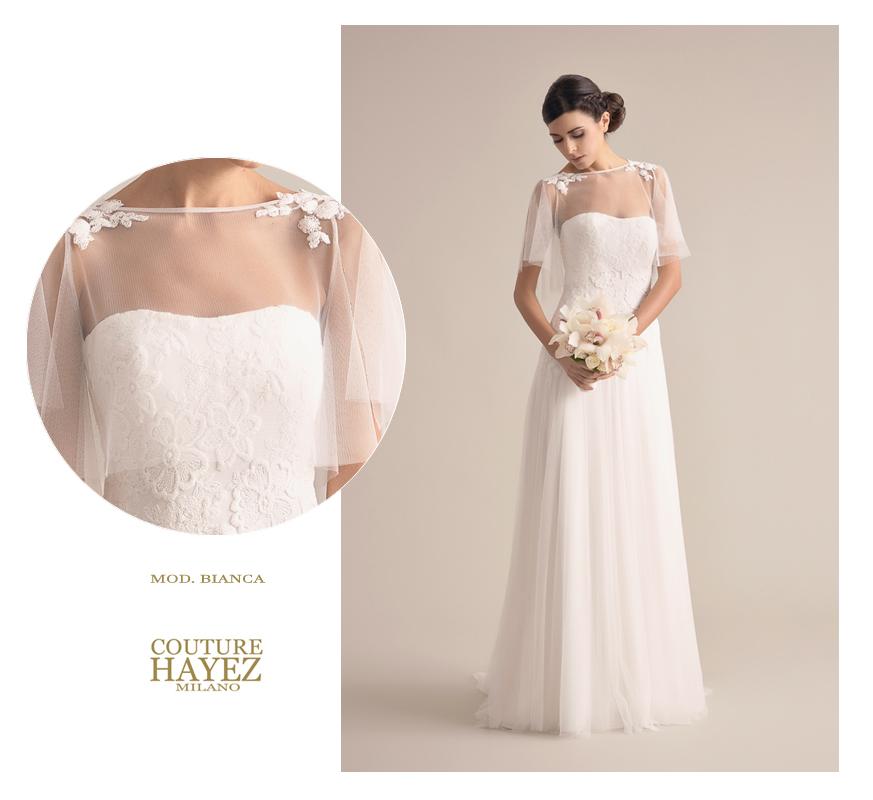 low priced eb674 24d85 Milano sposa collezioni - Couture Hayez Milano