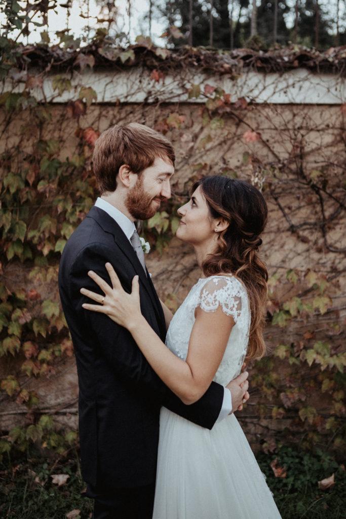 acconciatura sposa boho