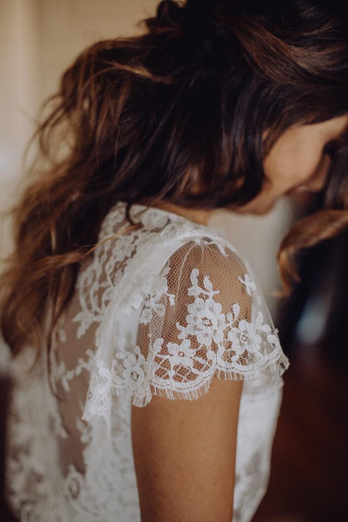 abito-sposa-elegante-boho-chic, abito sposa con maniche