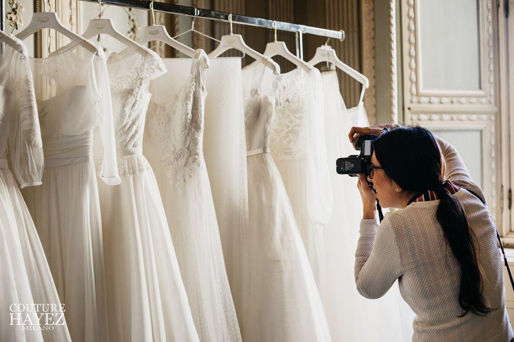 abiti sposa couture hayez, sposa 2020, abiti da sposa couture