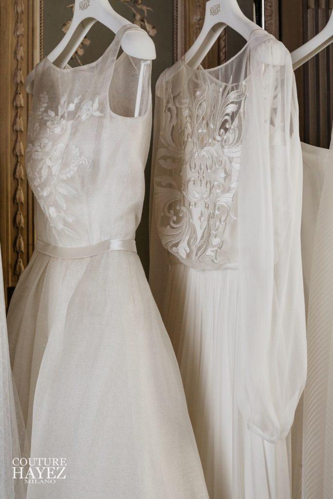 abiti sposa milano, collezione sposa Couture Hayez