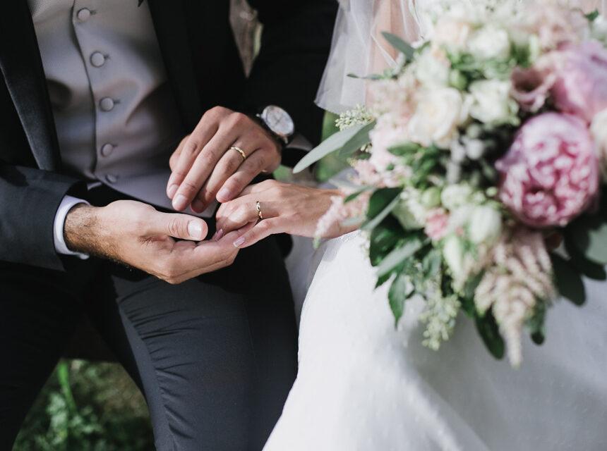 manicure sposo, manicure sposa