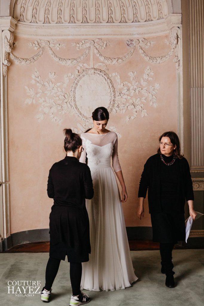 abito sposa grace kelly, backstage sposa, grace kally abiti alta società