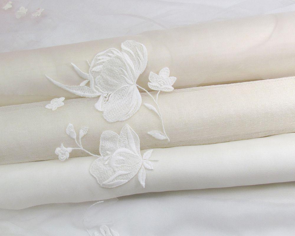 abiti da sposa milano, tessuti in seta, abiti sposa particolari