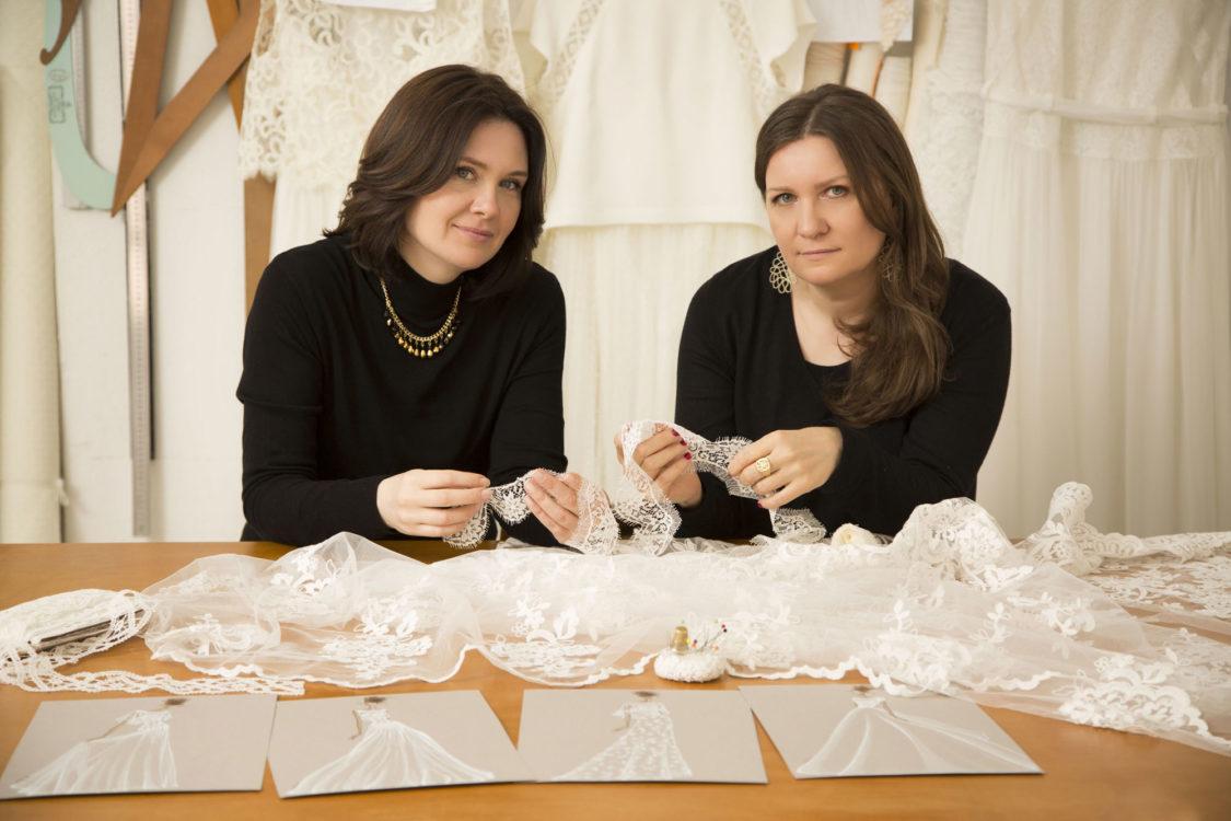 stiliste abiti da sposa Couture Hayez Milano