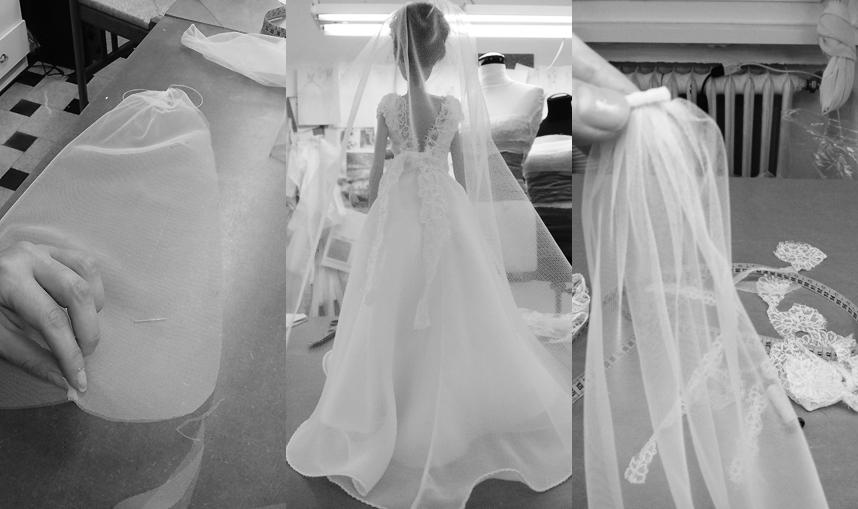 il velo da sposa per barbie e i suoi acessori