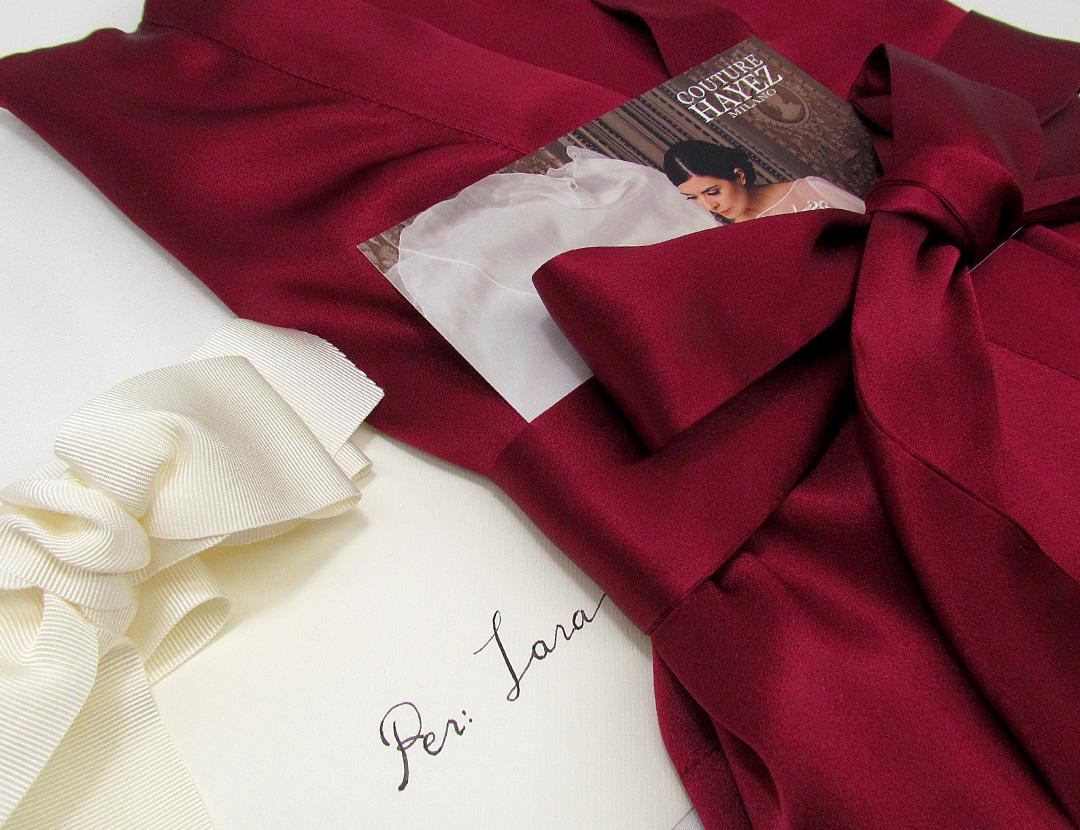Kimono sposa in seta, vestaglie colorate per damigelle in seta