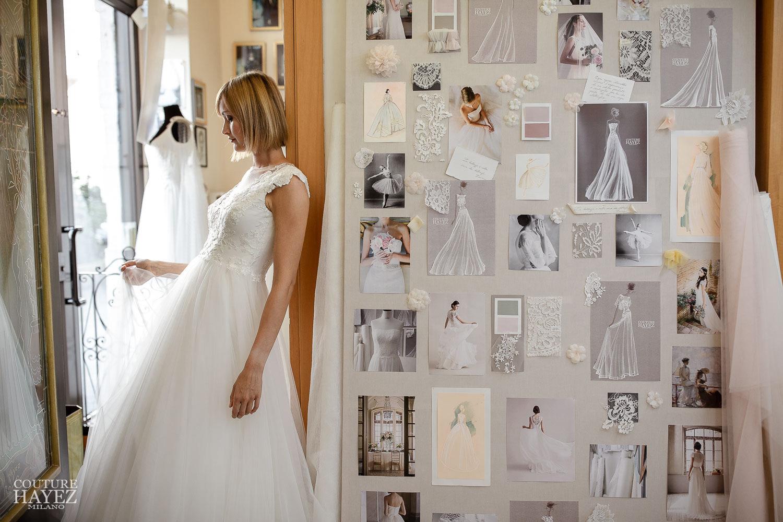 collezione sposa 2021, collezioni haute couture sposa, abito da sposa gonna tulle