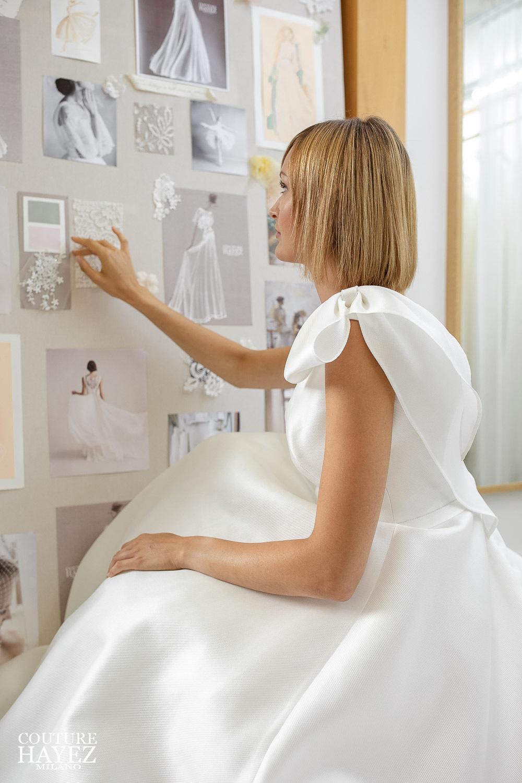 abiti da sposa eleganti, abiti da sposa alta moda milano, collezione sposa 2021 2022