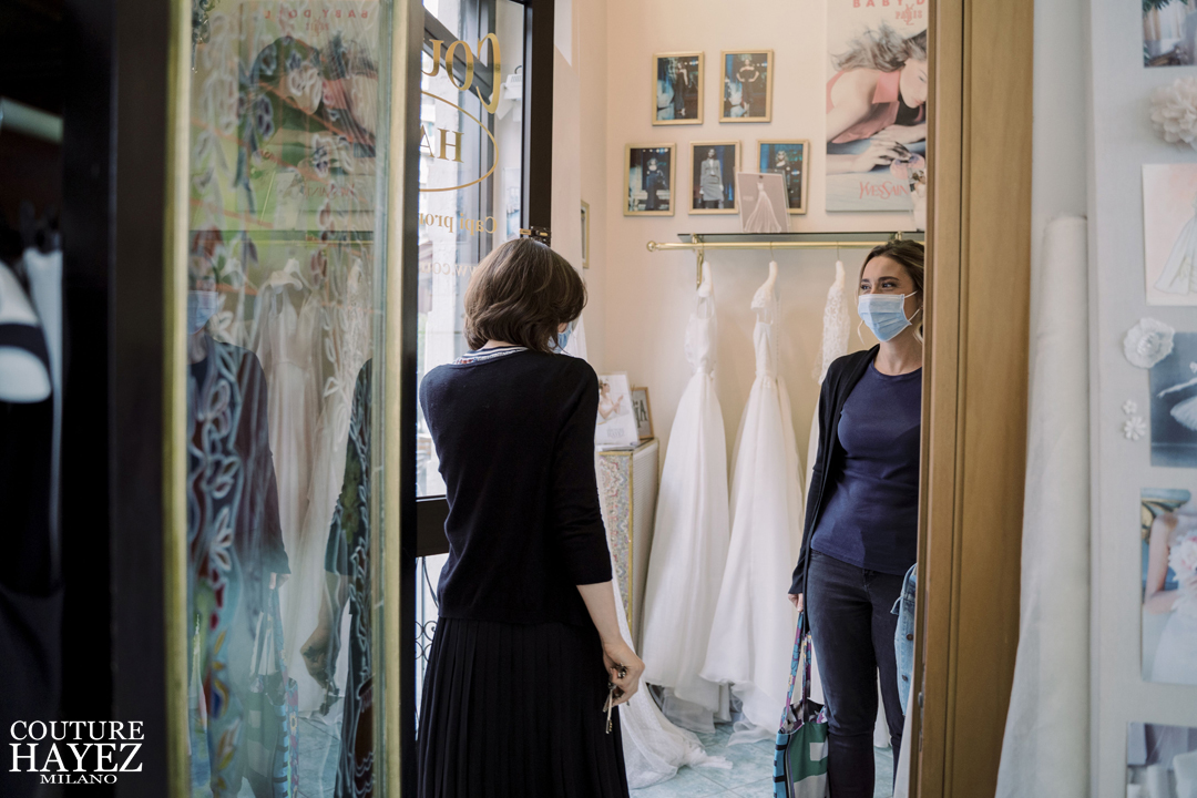 couture hayez 2021 atelier