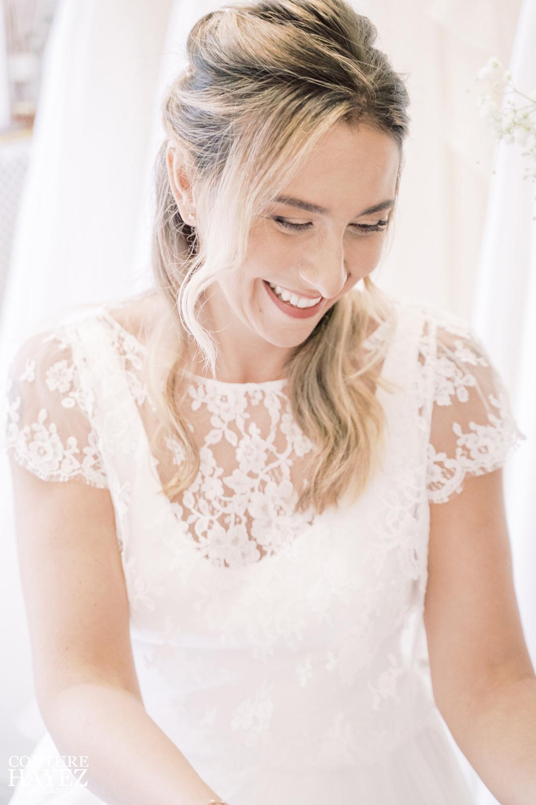 come scegliere l'abito da sposa in Atelier, spose reali, spose vere, esperienza sposa in atelier
